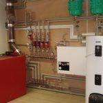 Системы отопления для загородного дома